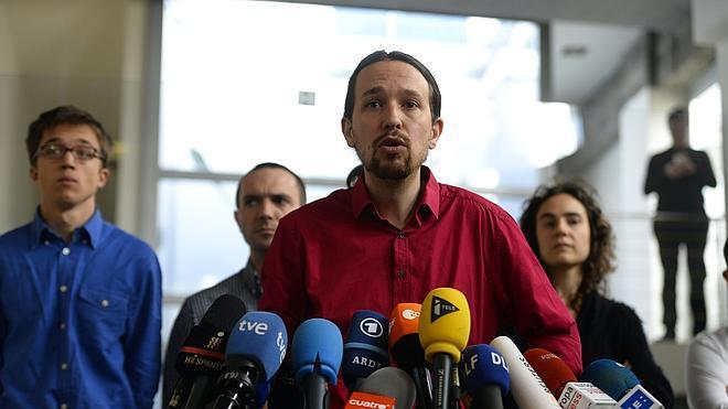 Pablo Iglesias: «La que se va a quedar aislada va a ser Merkel»