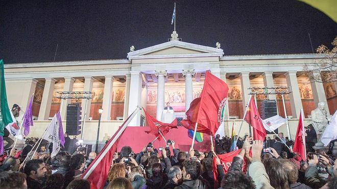 Principales puntos del programa de Syriza