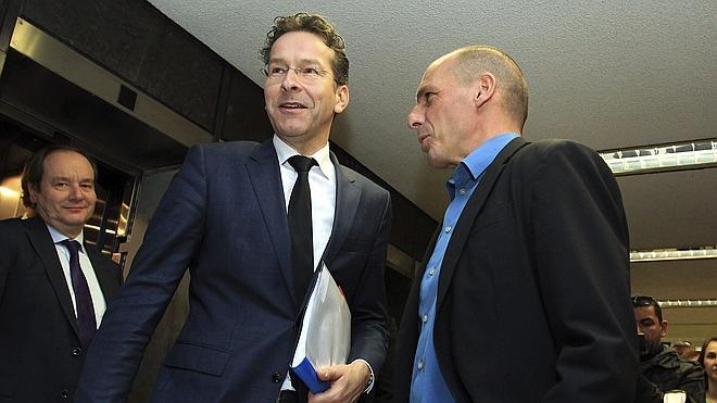 El Gobierno griego rechaza a la troika como interlocutora