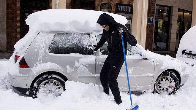 Un total de 40 provincias, en alerta por nieve, olas, aludes, viento y mínimas de hasta -10 grados