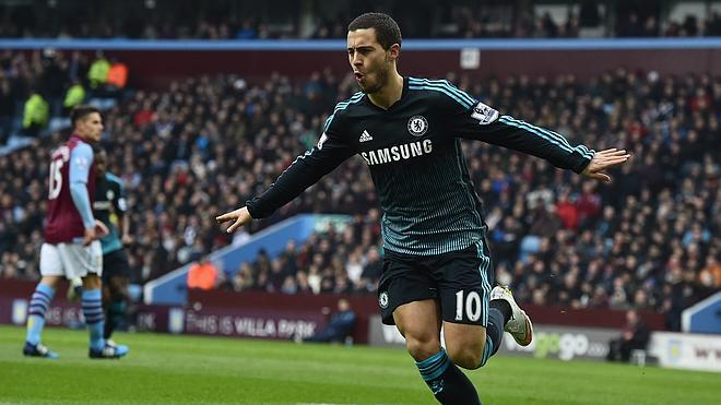 El Chelsea gana y se distancia del City en la Premier