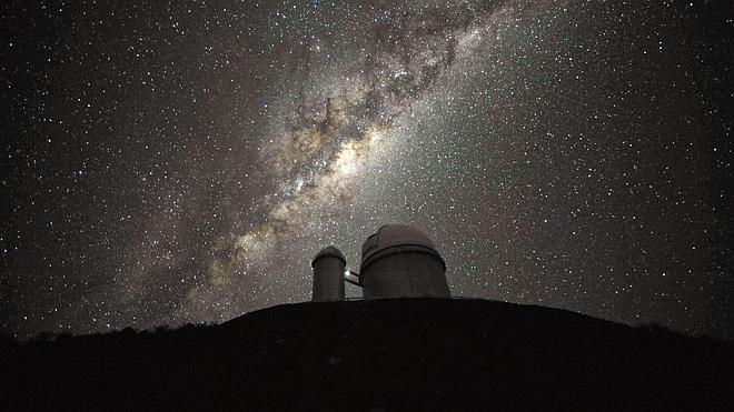 Hallan pruebas de la presencia de materia oscura en la Vía Láctea