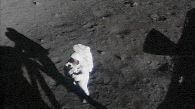 El ajuar 'lunar' de Neil Armstrong