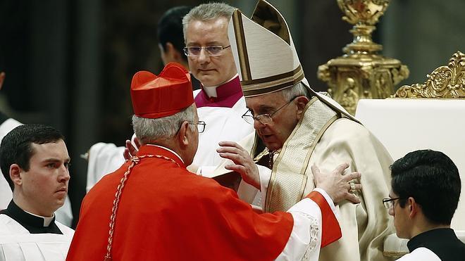 Ricardo Blázquez, nombrado cardenal por el papa Francisco