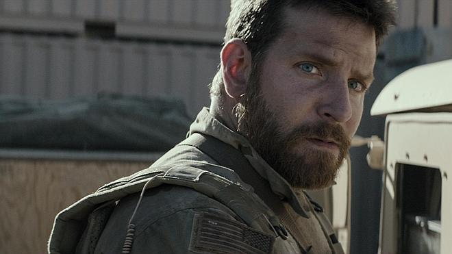 Bradley Cooper: «Nunca te cansas de ver trabajar a Clint Eastwood»