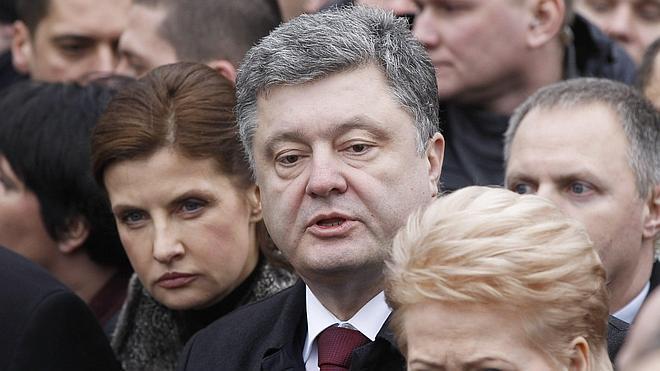 Poroshenko asegura que Nemtsov iba a mostrar pruebas de la intervención militar rusa