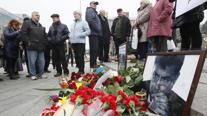 La comunidad internacional exige justicia tras el asesinato de Nemtsov