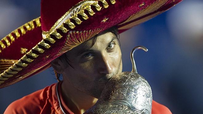 Ferrer, tetracampeón en Acapulco