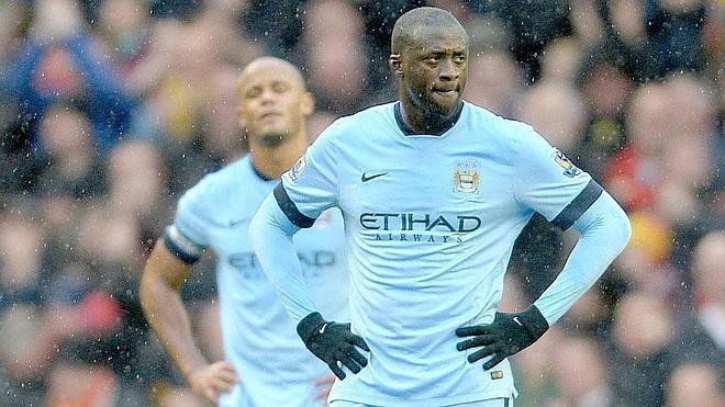 El City pierde en Anfield y se aleja del título en la Premier