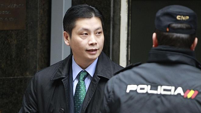 Gao Ping reclama el 'criterio Bárcenas' para su excarcelación