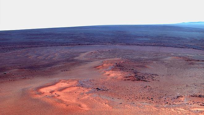 La NASA elige área de aterrizaje para la misión InSight a Marte