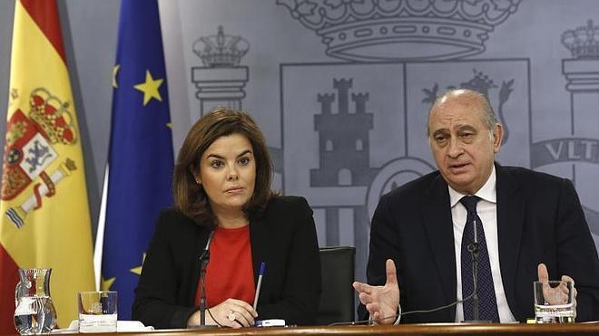 Jorge Fernández insiste en que la investigación a González era «ilegal»