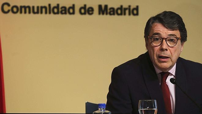 Ignacio González: «La grabación muestra que los policías querían amedrentarme»