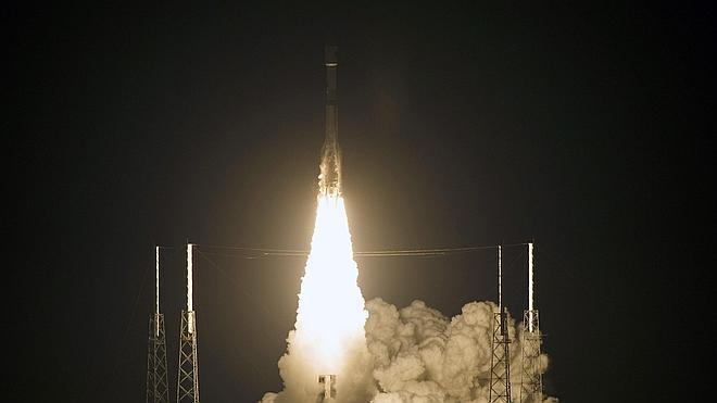 La NASA lanza una misión pionera para estudiar el campo magnético de la Tierra