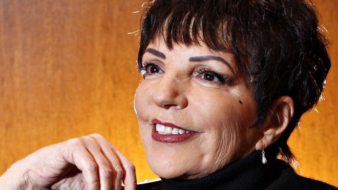 Liza Minnelli vuelve a rehabilitación