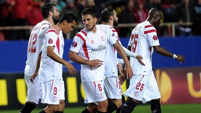El Zenit se cruza de nuevo en el camino del Sevilla