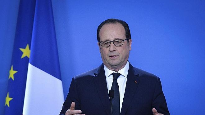 Hollande: «Es una gran tragedia»