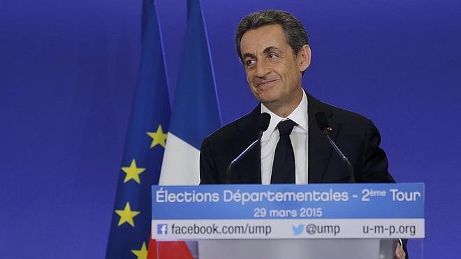 El centroderecha de Sarkozy reafirma su victoria en Francia