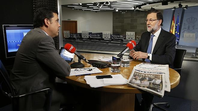 Rajoy advierte a los suyos de que no introducirá cambios en la cúpula del PP