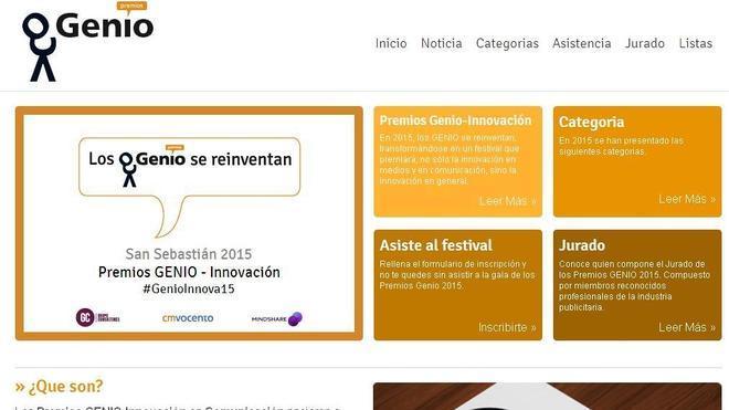 San Sebastián acoge los premios GENIO de la publicidad