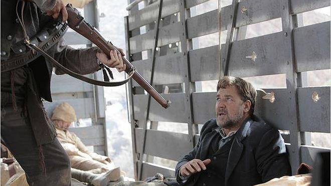 El debut de Russell Crowe como director contra el regreso de Al Pacino
