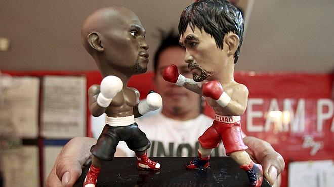 Mayweather-Pacquiao: ¿el combate del siglo?