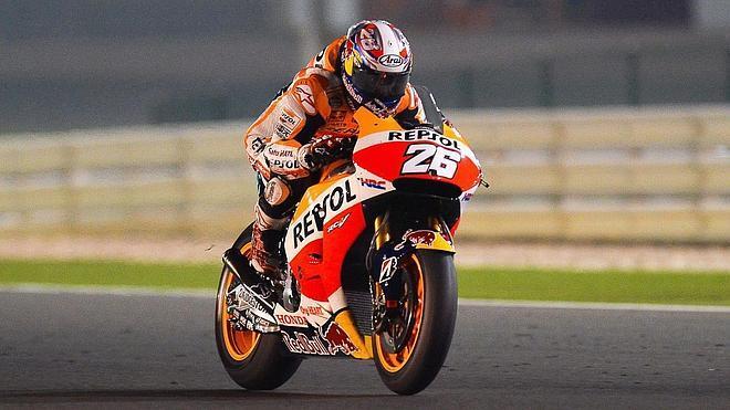 Pedrosa confirma su baja en Jerez