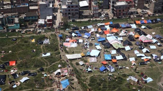 Facebook recoge donaciones para víctimas del terremoto en Nepal