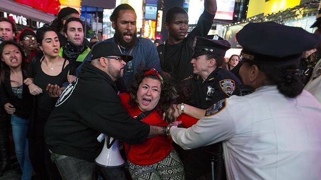 Marchas en Baltimore y otras ciudades de EE UU contra la «injusticia» policial