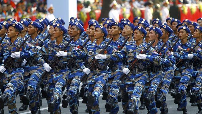 Vietnam conmemora el 40 aniversario del fin de la guerra que dividió a EE UU