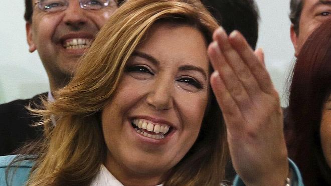 El PSOE acerca posturas con Ciudadanos para la investidura en Andalucía
