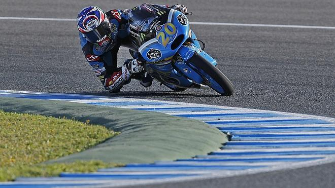 Quartararo conquista la 'pole' en Jerez