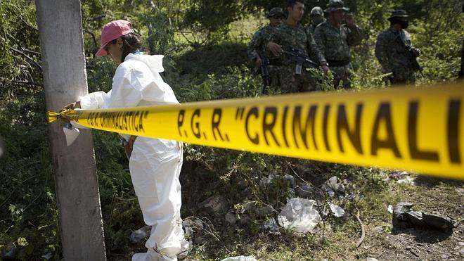 Hallan seis cadáveres en una carretera del estado mexicano de Veracruz