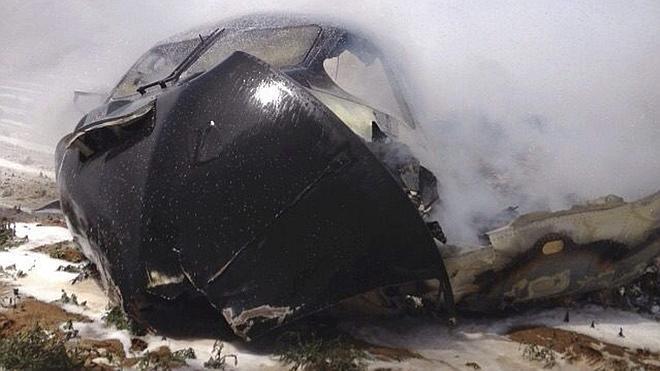 Cuatro muertos y dos heridos en el accidente de un Airbus militar en Sevilla