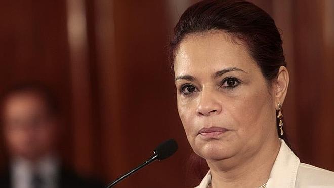 La vicepresidenta de Guatemala dimite para «eliminar toda sospecha» de corrupción sobre ella