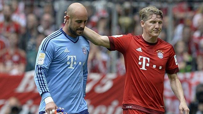 El Bayern encadena ante el Augsburgo su cuarta derrota consecutiva