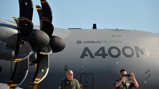 Morenés exige una «investigación rigurosa» y rechaza cuestionar la credibilidad de Airbus