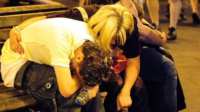 La mitad de los jóvenes que acuden a Proyecto Hombre tienen problemas con el alcohol
