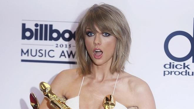 Taylor Swift, la gran triunfadora de los Billboard Music Awards