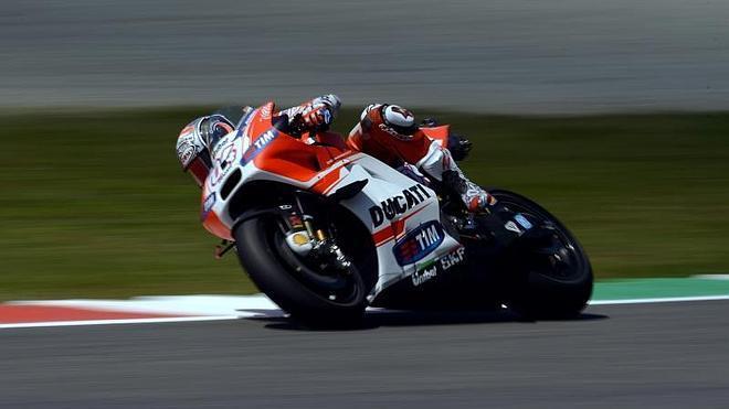 Ducati domina entrenamientos en Mugello gracias a punta de velocidad