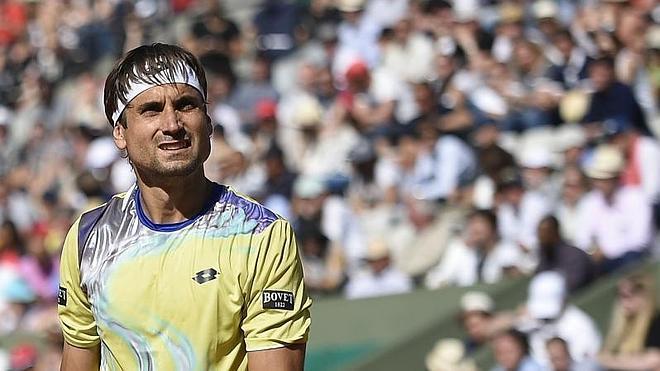 Ferrer cae ante Murray, que se medirá con Djokovic en semifinales