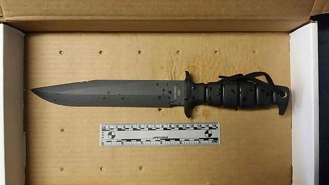 El sospechoso abatido en Boston quería «decapitar» a un policía