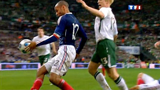 La FIFA pagó a Irlanda por la mano de Henry que la dejó fuera del Mundial