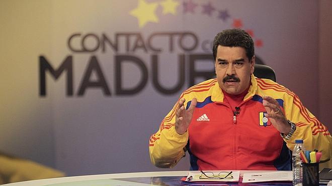 Maduro suspende su viaje a Roma por una «otitis fuerte»