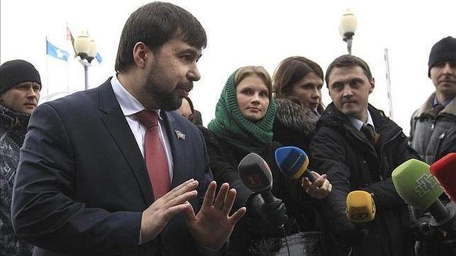 Los rebeldes prorrusos dicen que Ucrania está «al borde de una gran guerra»