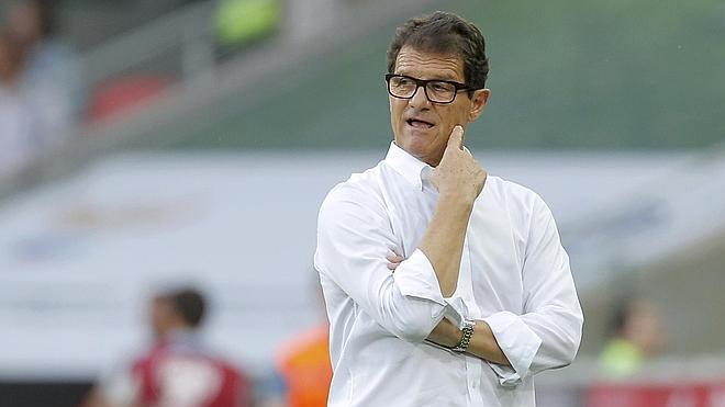 Aficionados rusos inician una colecta para destituir a Fabio Capello