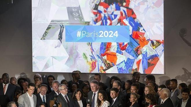 París, con ventaja ante Roma, Boston y Hamburgo para los Juegos de 2024