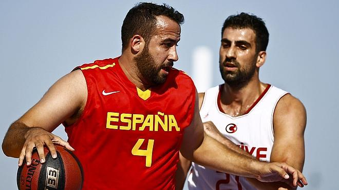 Medallas para las selecciones españolas de baloncesto de 3x3 en Bakú