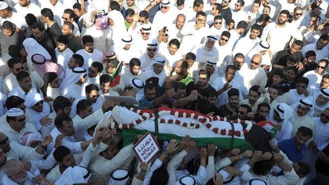 El autor del atentado suicida contra una mezquita en Kuwait era saudí
