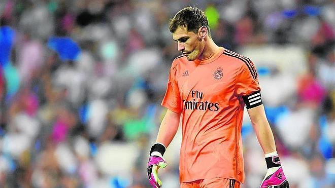 La lucha interior de Casillas